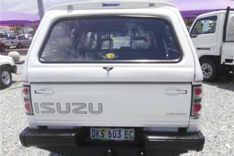 Isuzu KB 250D 2000