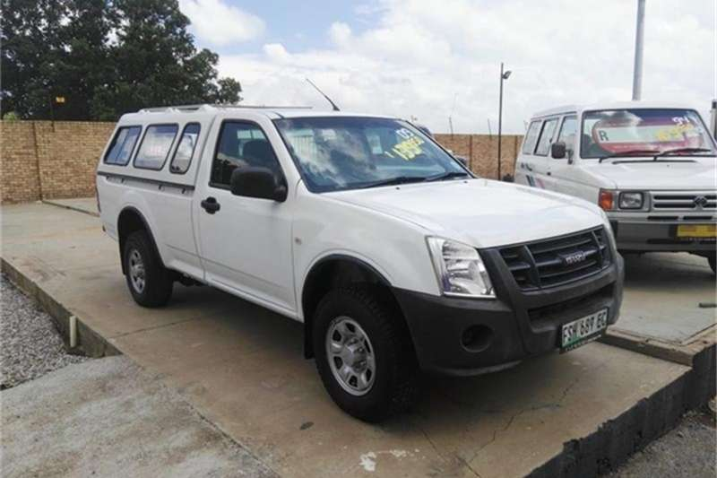Isuzu KB 250D Fleetside 2009