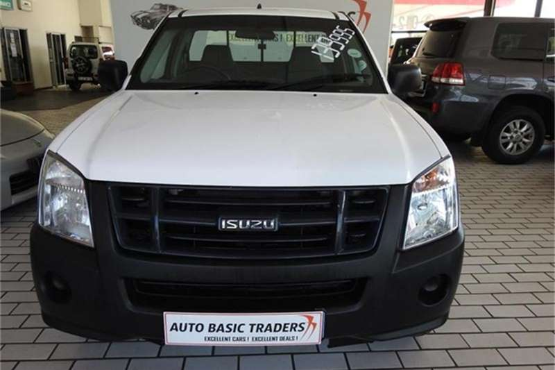 Isuzu KB 250D Lwb Fleetside 2012