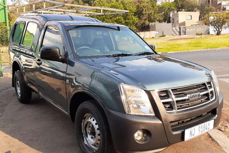 Used 2011 Isuzu KB 250D Teq