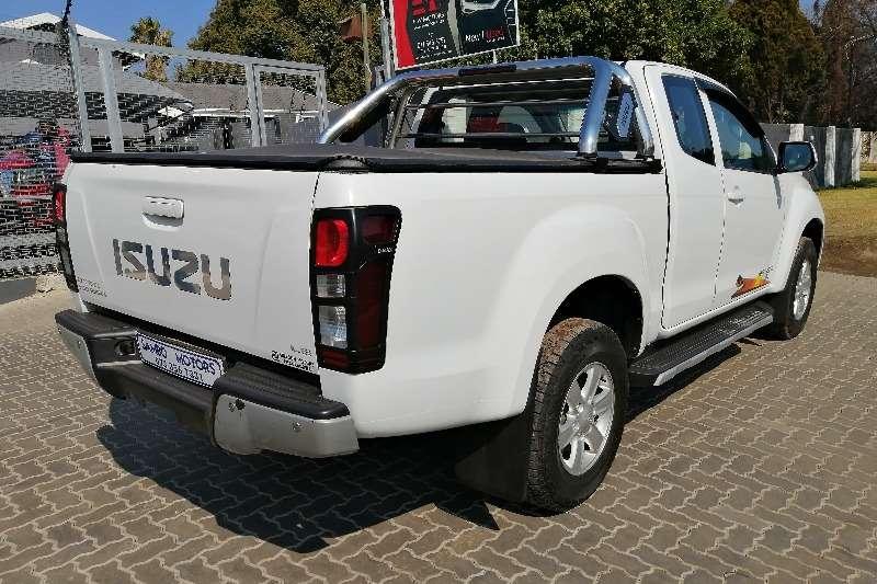 2013 Isuzu KB KB 250D-Teq