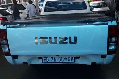 Isuzu KB 250D Teq 2014