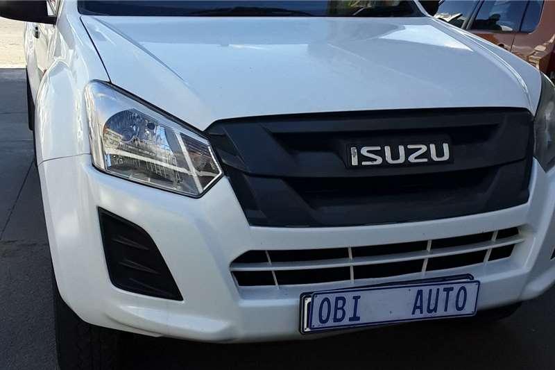 Isuzu KB 250D Teq 2017