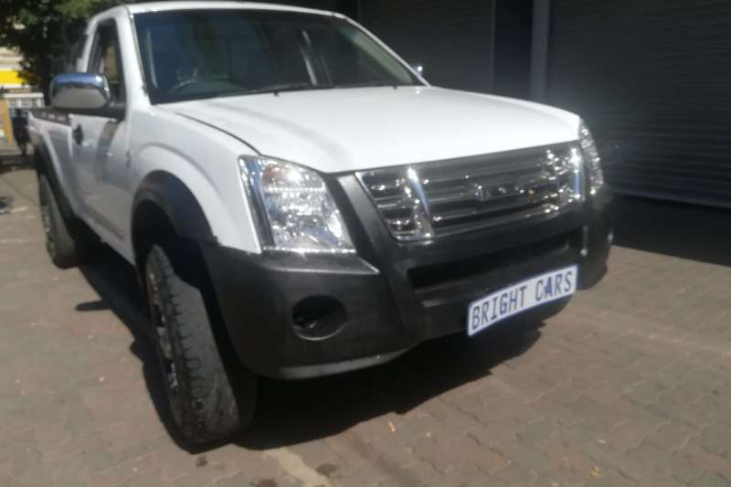 Isuzu KB 250D Teq 4x4 Fleetside 2008