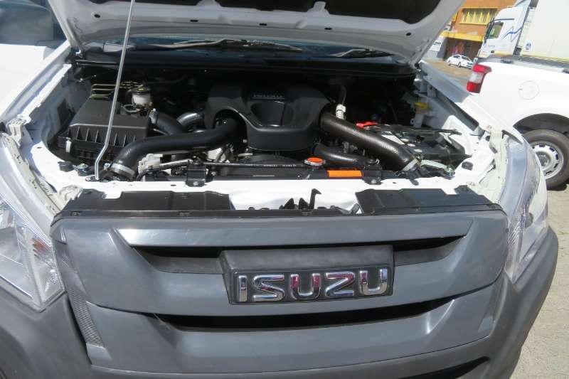 Isuzu KB 250D-Teq 4x4 Fleetside 2018
