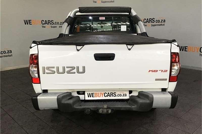 Isuzu KB 250D Teq double cab 4x4 LE 2012