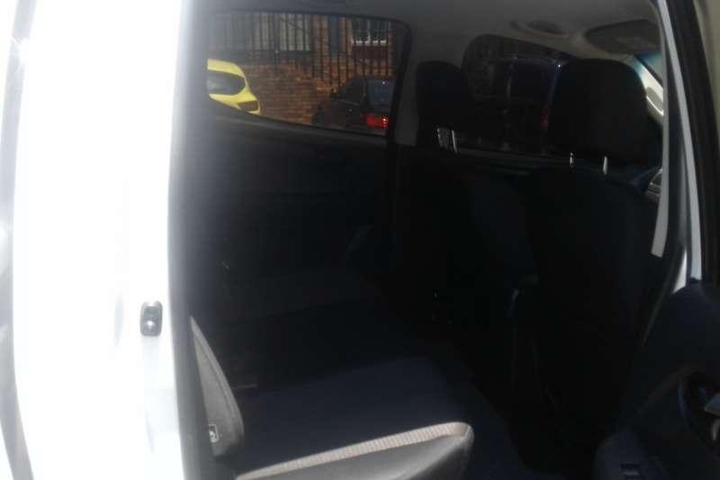 Isuzu KB 250D-Teq double cab 4x4 LE 2015