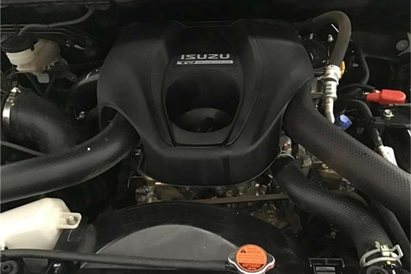 Isuzu KB 250D-Teq double cab 4x4 LE 2018