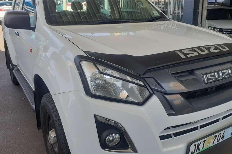 Used 2019 Isuzu KB 250D Teq double cab 4x4 LE