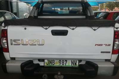 Isuzu KB 250D Teq double cab 4x4 LE 72 2011