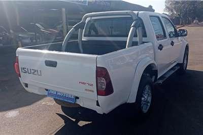 Used 2011 Isuzu KB 250D Teq double cab Fleetside