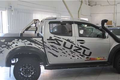 Isuzu KB 250D Teq double cab Fleetside 2015