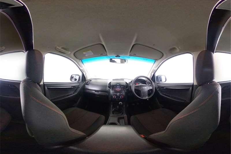 2016 Isuzu KB KB 250D-Teq double cab Fleetside