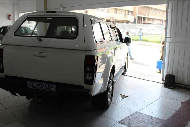 Isuzu KB 250D Teq double cab Hi Rider 2013