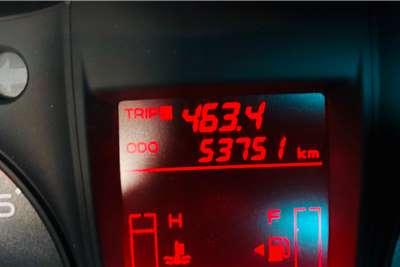 Isuzu KB 250D Teq double cab Hi Rider 2016