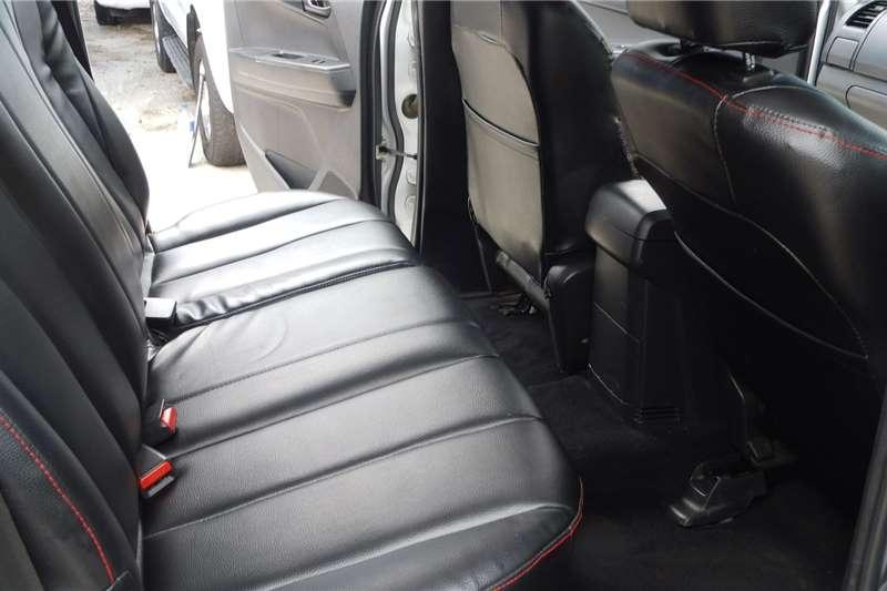 Isuzu KB 250D Teq double cab Hi Rider 2017