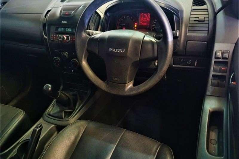 Used 2017 Isuzu KB 250D Teq double cab Hi Rider