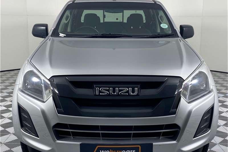 2018 Isuzu KB KB 250D-Teq double cab Hi-Rider