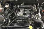 Isuzu KB 250D-Teq double cab LE 2013