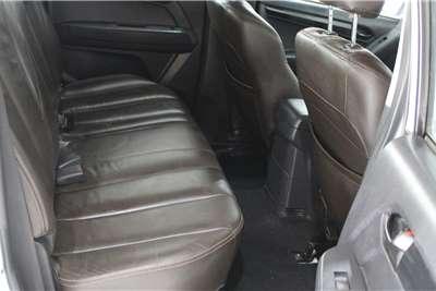 Isuzu KB 250D Teq double cab LE 2013