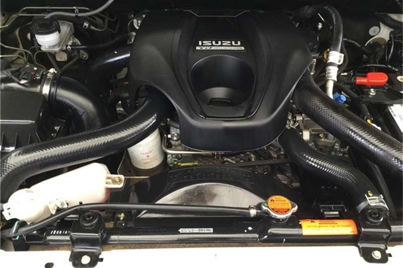 Isuzu KB 250D-Teq double cab LE 2014