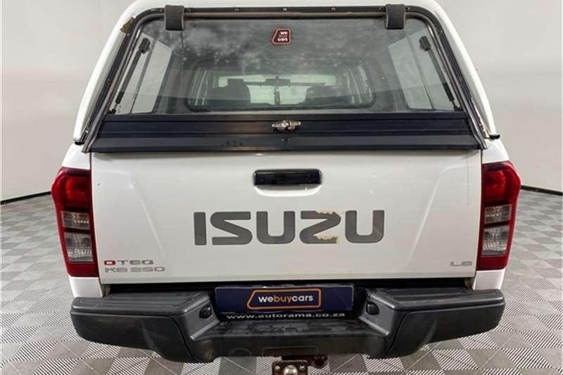 2014 Isuzu KB KB 250D-Teq double cab LE