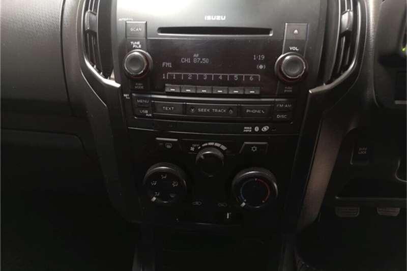 2015 Isuzu KB KB 250D-Teq double cab LE