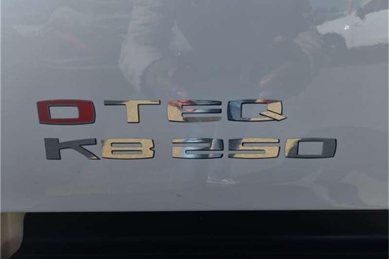 Used 2019 Isuzu KB 250D Teq double cab LE