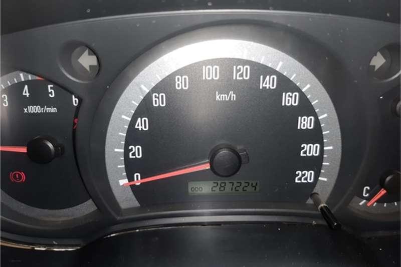 Isuzu KB 250D-Teq double cab LE KB72 2011
