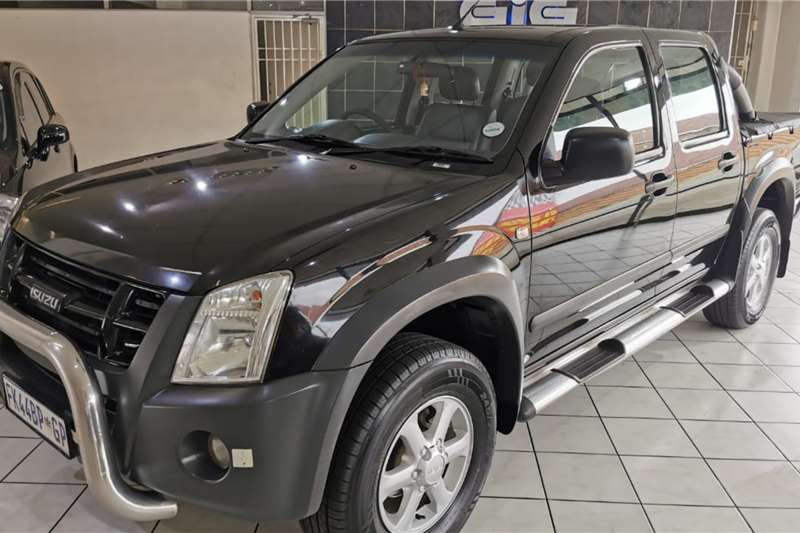 Isuzu KB 250D Teq double cab LE (One Owner) 2008