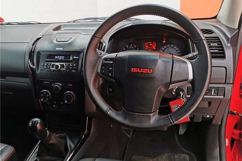 Isuzu KB 250D Teq double cab X Rider 2017