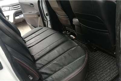 Isuzu KB 250D Teq double cab X Rider 2018