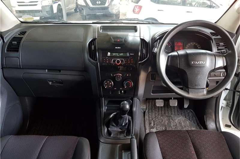 Isuzu KB 250D Teq Extended cab Fleetside 2016