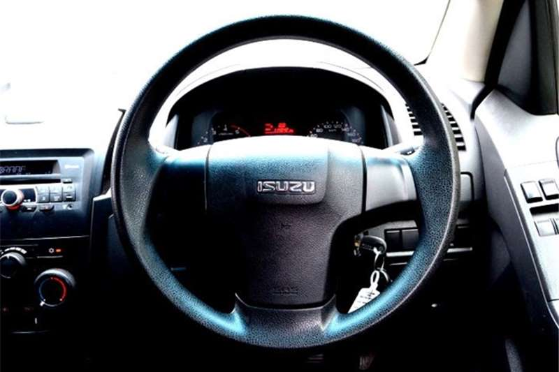 2016 Isuzu KB KB 250D-Teq Extended cab Fleetside