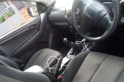 Isuzu KB 250D Teq Extended cab Hi Rider 2014