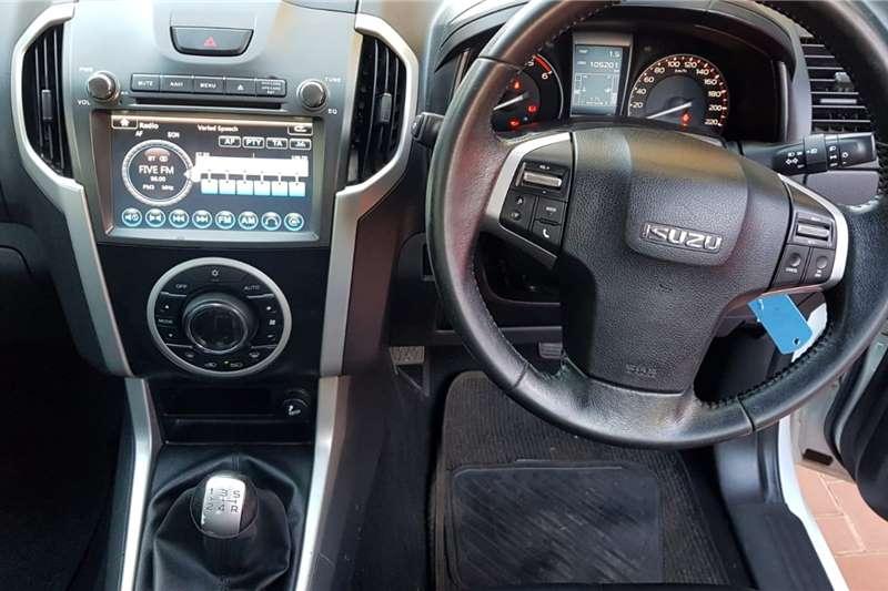2014 Isuzu KB KB 250D-Teq Extended cab Hi-Rider