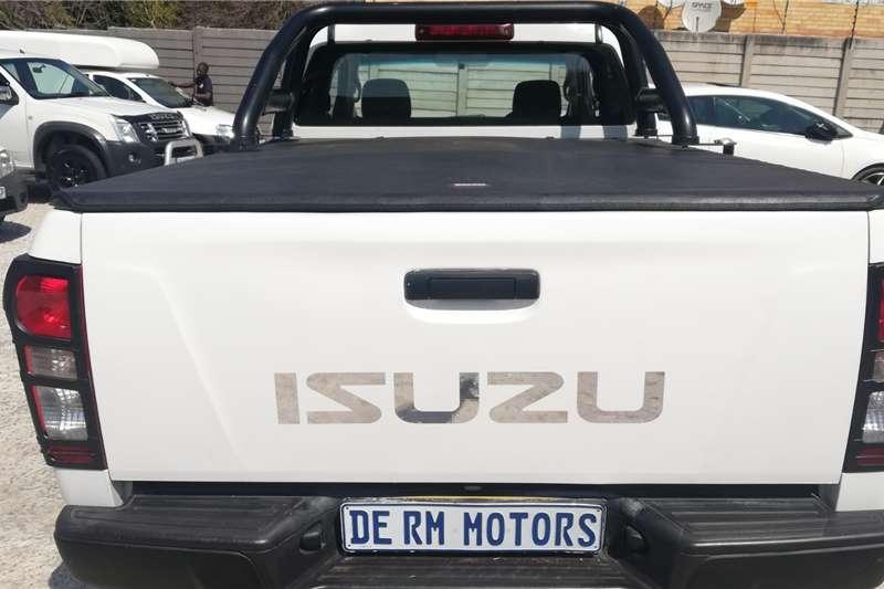 Isuzu KB 250D Teq Extended cab Hi Rider 2016