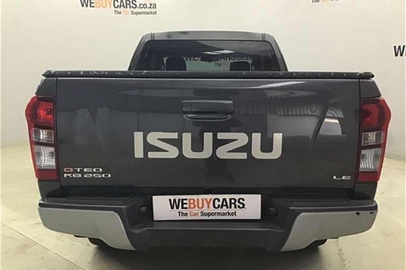 Isuzu KB 250D Teq Extended cab LE 2014