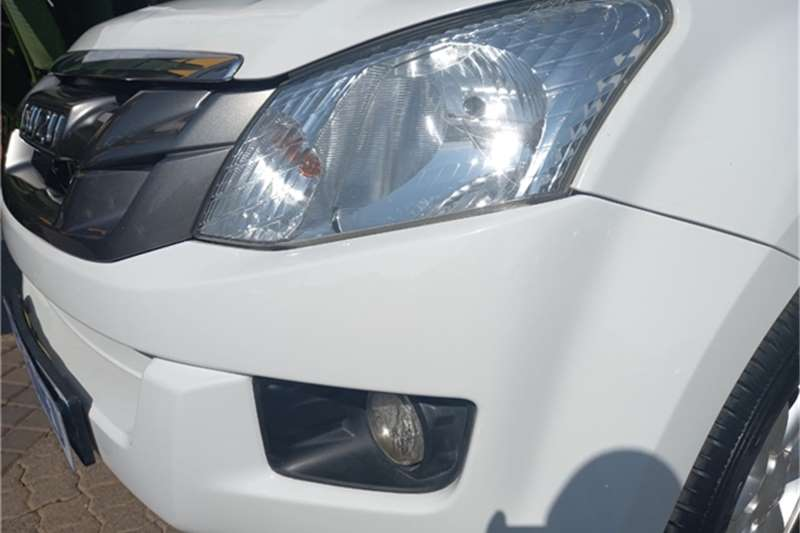 2014 Isuzu KB KB 250D-Teq Extended cab LE