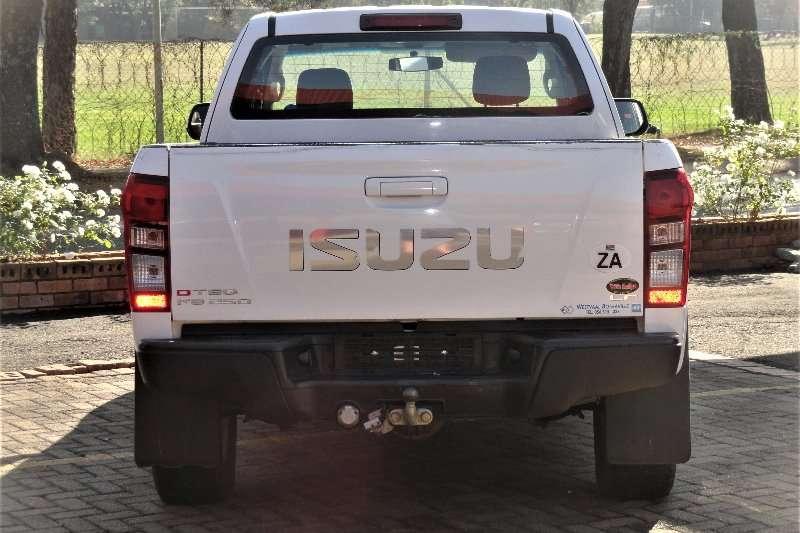 Isuzu KB 250D-Teq Extended cab LE 2015