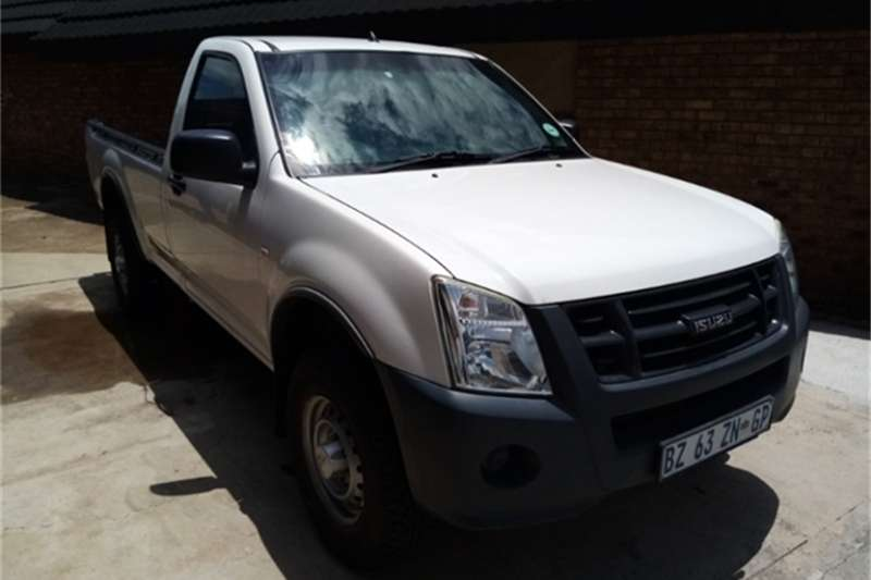 Isuzu KB 250D Teq Fleetside 2012