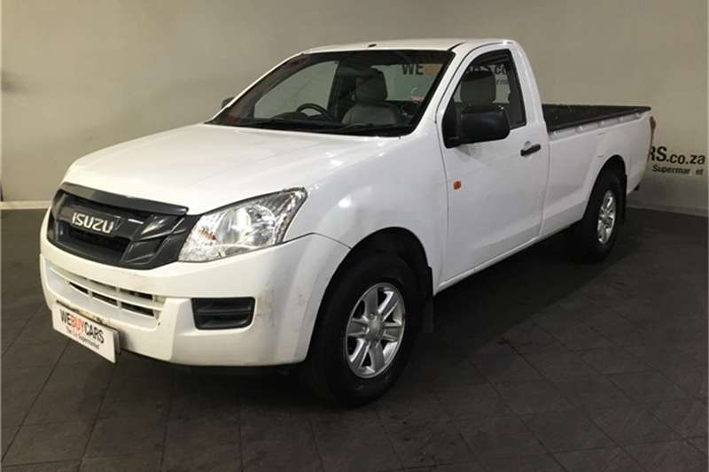 Isuzu KB 250D Teq Fleetside 2014