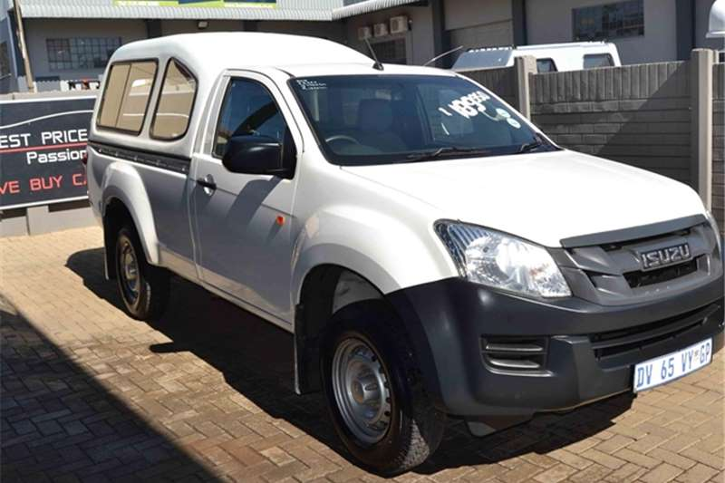 Isuzu KB 250D Teq Fleetside 2015