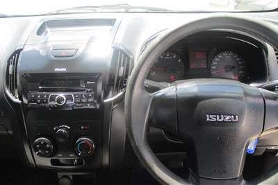 Isuzu KB 250D Teq Fleetside 2015