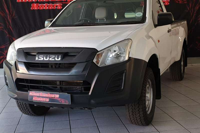 Isuzu KB 250D Teq Fleetside 2016