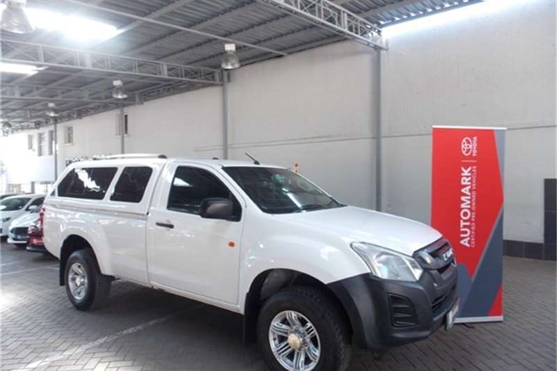 Isuzu KB 250D Teq Fleetside 2017