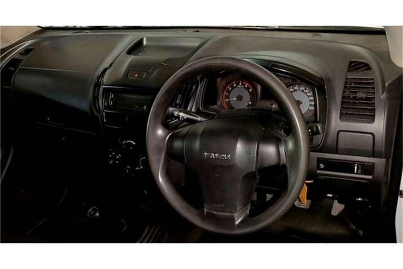 Used 2017 Isuzu KB 250D Teq Fleetside
