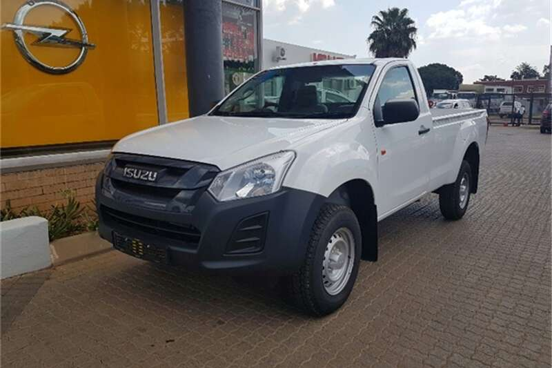 Isuzu KB 250D Teq Fleetside 2018