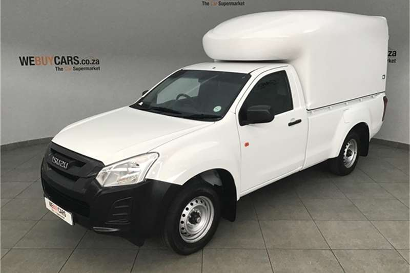 Isuzu KB 250D Teq Fleetside 2019
