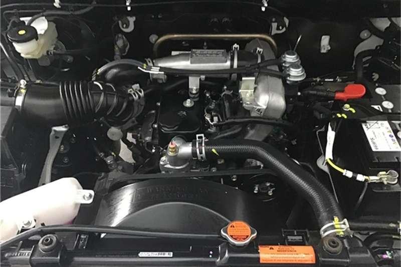 Isuzu KB 250D Teq Fleetside 2019